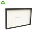 Best price H13 H14 Mini-pleated HEPA Air Filter for HVAC made in China