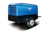 ATLAS COPCO - LIUTECH diesel portable air compressor for mining