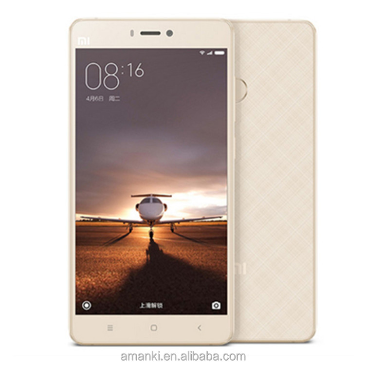 In Stock goods!Amanki Factory high quality original handphone xiaomi mi4s 64 gb