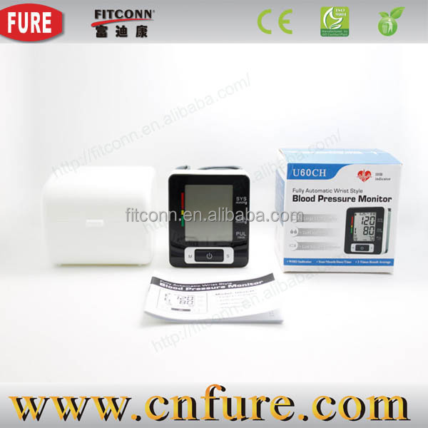 Ce And Fda Professional Nibp And Spo2 Test Ambulatory Blood Pressure Monitor