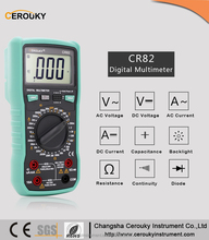 Factory unit digital clamp multimeter brands CR82