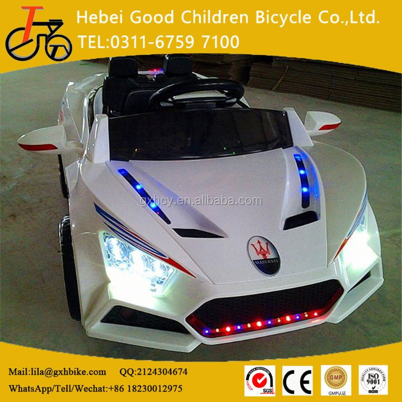 New baby cars electric remote control car toy for sale