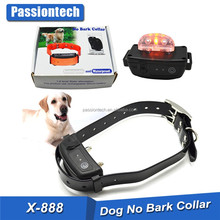 Anti Bark Collar, Electric E Collar with Adjustable Sensitivity Control Settings Dog Bark Collar- Waterproof Rechargeable