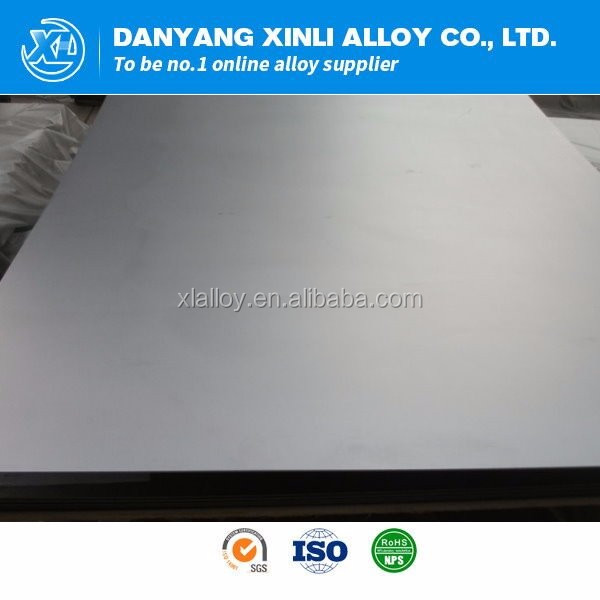 Super alloy Inconel 625 Plate / Sheet ASTM B446