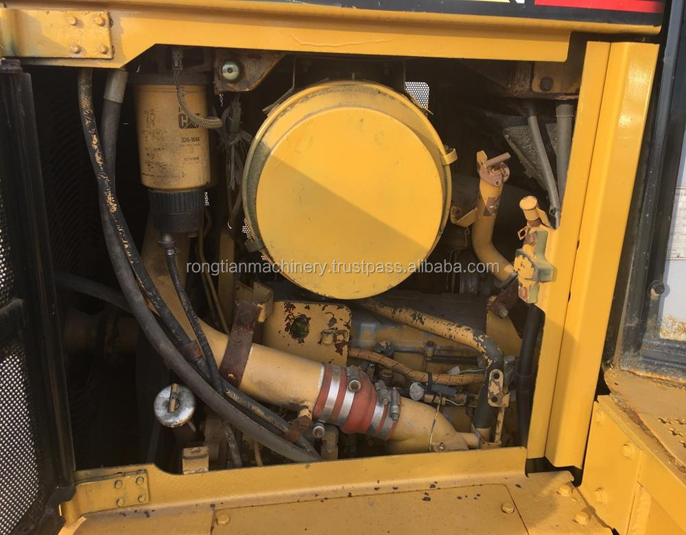 Good quality used caterpillar bulldozer D6R for sale/ cat dozer with low price