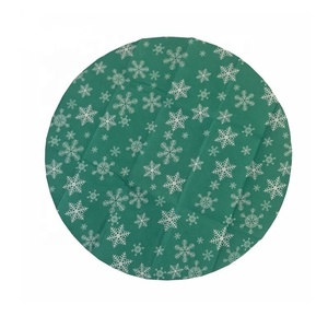 Competitive price best quality decoration christmas tree mat