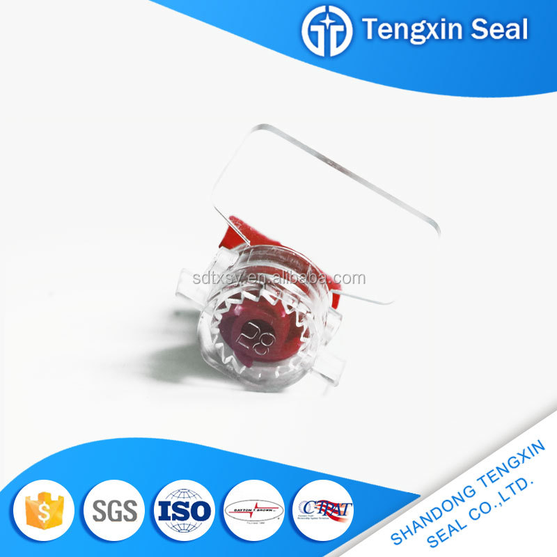 gas plastic wire meter security seals