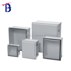 customized precision ip65 aluminum watertight electrical distribution box