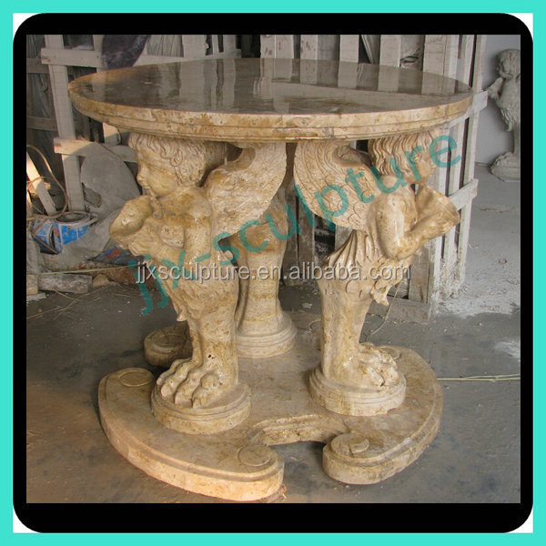 carved marble stone table pedestals
