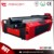 Hot sale 5 color 2500mm x 1300mm flatbed uv printer for glass