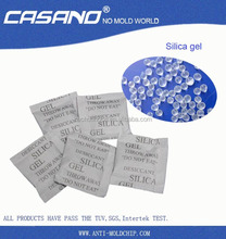 white silica gel desiccant packets
