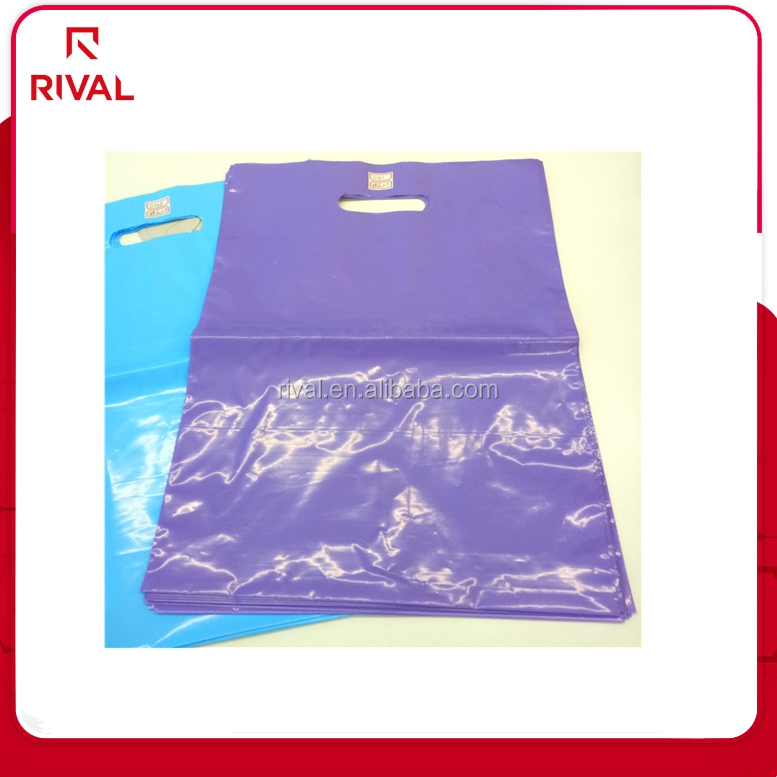 cheap 25kg ldpe packaging shopping plastic bags