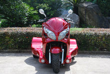 300cc three-wheel motorcycle with CVT