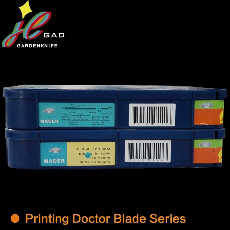 Professional supplier packaging saw blade for rotogravure and flexographic printing