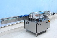 Linear Liquid glue labeling machine