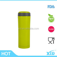food grade certified hot selling vacuum water bottle
