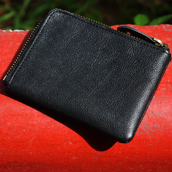Genuine leather coin pouch,leather coin purse