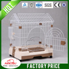 16 years Manufacurer Wholesale Metal Dog Cage Folding Pet Dog Cage Pet Cage With Wheels
