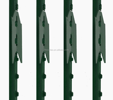 Best selling products ISO & CE steel metal t post/10 ft t post/studded t post