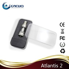 Hottest & newest sub 0.3ohm coil rda atomizer aspire atlantis 2 tank