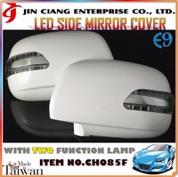 Car Specific FOR TOYOTA FORTUNER LED SIDE REAR DOOR MIRROR COVER
