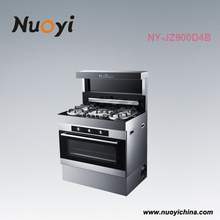 New Integrated Cooker Combine With Gas Stove, Oven and Range Hood