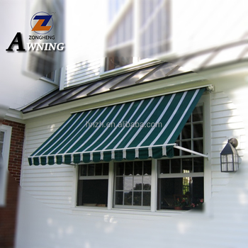 2 years quality guaranteed hot sell aluminum top hung aluminium window awning
