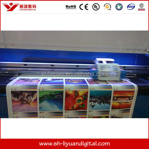 Free sample bus body sticker advertising printing wholesale
