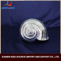 Resin Conch Model, Polyresin Sea Snail Item