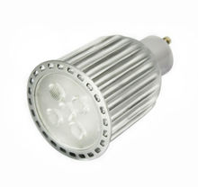 Competitive price Dimmable 5w,6.5w GU10 bulbs lighting,Dimension:50*55.5mm beam angle-30degree/120degree, three years warranty
