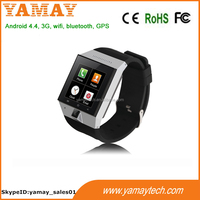 most cheap made in China android mobile phone video play smart watch