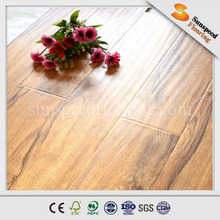 High quality laminated flooring boards