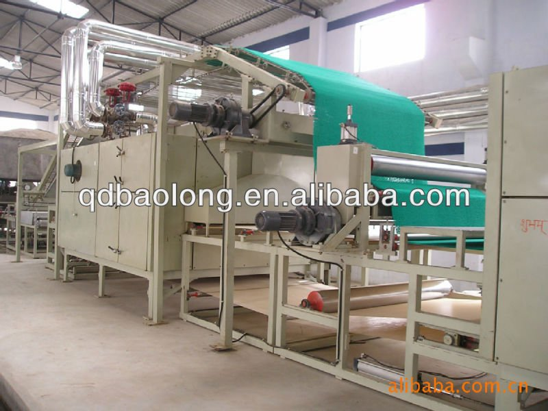 PVC Floor Mat Production Line/Plastic Machinery/car Mat Production Line