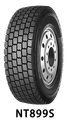 New Brand TBR NeoTerra SNOW Truck Tyre M+S 315/80R22.5 with warranty,run 120000km,drive position NT899S