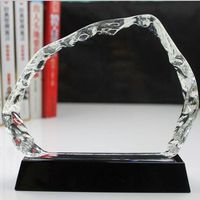 Crystal Iceberg Figurine,Crystal Iceberg For Giveaway Gift