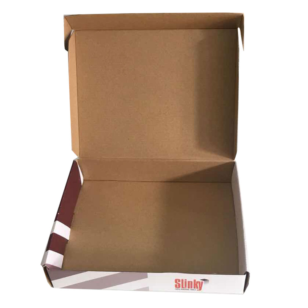 Customized small product packaging box foldable paper box for mat <strong>packing</strong>