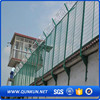 pvc coated welded wire fencing panels/358 anti climb and cut security fence
