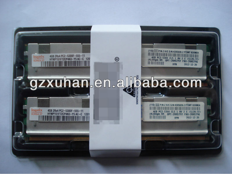 for IBM 41Y2756 server memory 8gb ddr ram