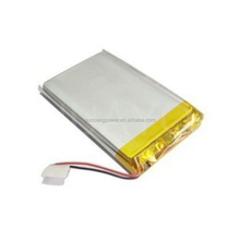 7.4v 1000mah rc lipo battery rechargeable polymer battery For Electric Equiment