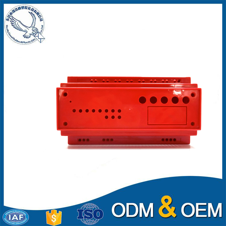 Plastic Electronic Products/Plastic Mould for Electronic Case/Box