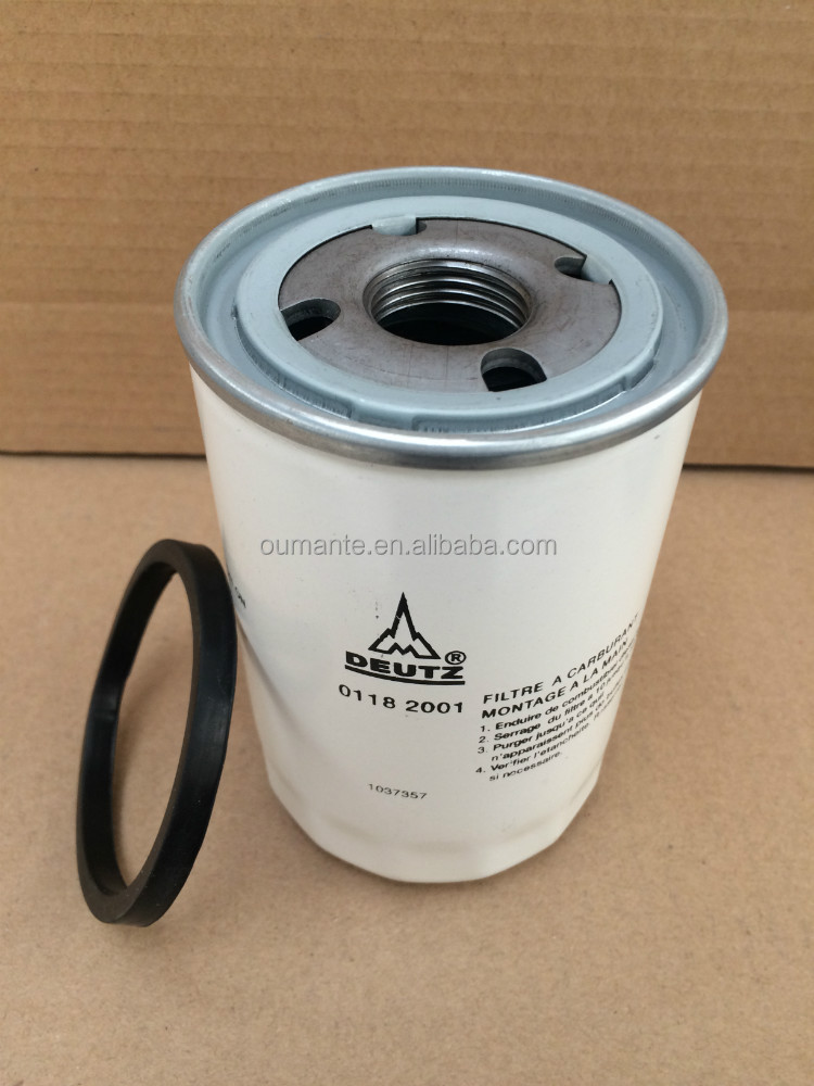 oil filter element replacement for deutz engine OEM 01182001