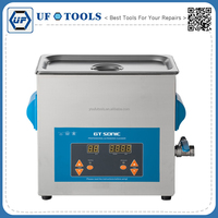 VGT-1860QTD 6L Digital Display Ultrasonic Cleaner For Cleanning Jewelry Watch Glasses Circuit Board
