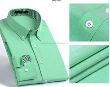 Factory wholesale man vietnam clothing designer new model men's oxford shirt