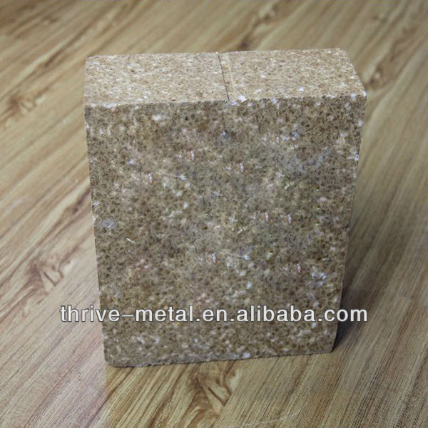 Low Carbon Bricks/Carbon-free Brick/Corundum Spinel Bricks
