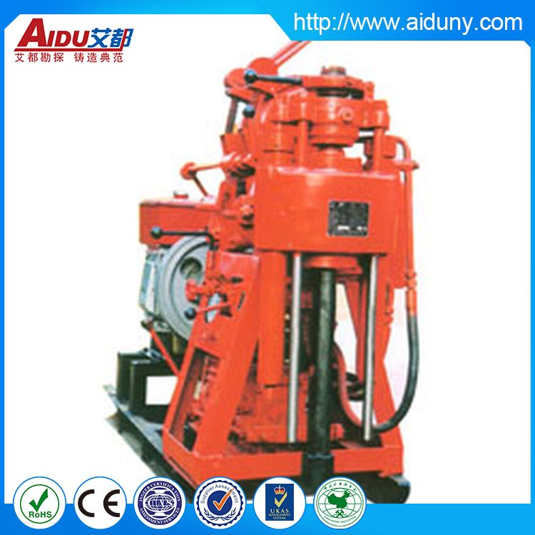 Hot-sale low price water well drilling rig supplier