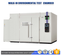 Customized machine manufacturers Programmable walk in climate test chamber
