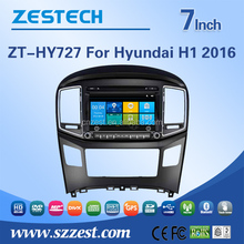factory best sale car multimedia gps navigation system for Hyundai H1 Starex car multimedia gps player mp3 mp4 player BT+DVR+RDS