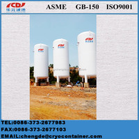 CNCD used lpg storage tanks cryogenic storage tank manufacturers