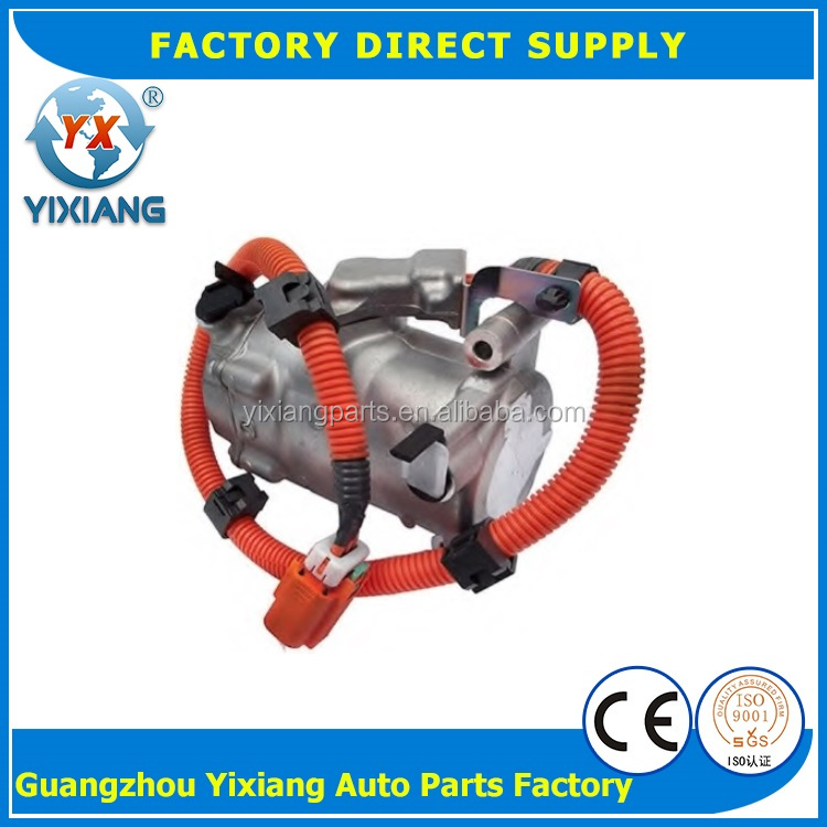 OE# 042000-0190 88370-47010 042000-0193 Electric Car AC ES18C Compressor For Toyota Prius