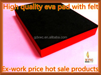 One side adhesive eva foam shapes,eva foam pad